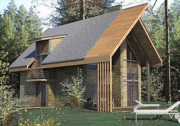Типы крыши домов – 9 основных видов крыш по конструкции ...