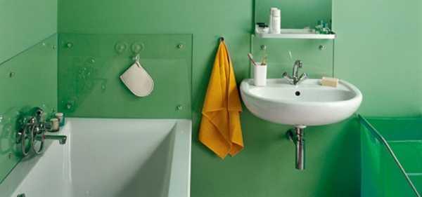 Ванная комната фото покраска стен – Покраска стен в ванной ...