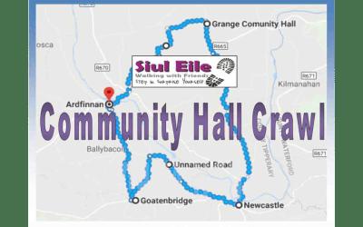 Community Hall Crawl – 28km Walking Challenge