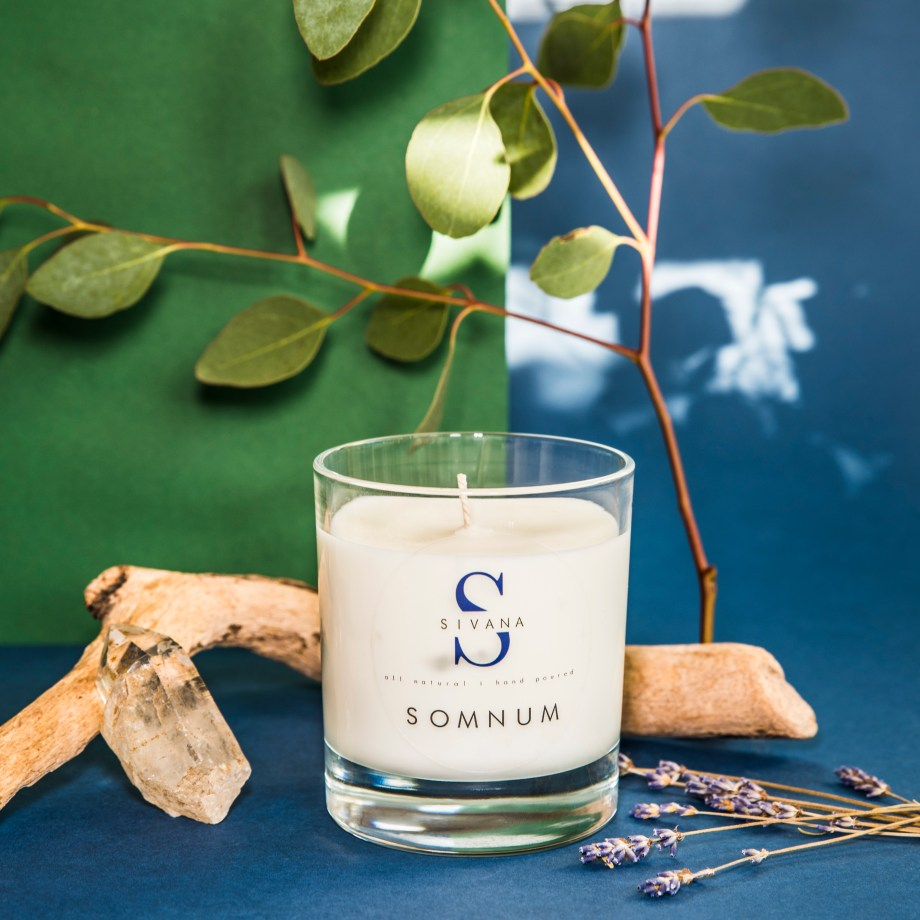 Sivana Somnum Soy Candle