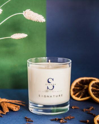 Sivana Signature Soy Candle