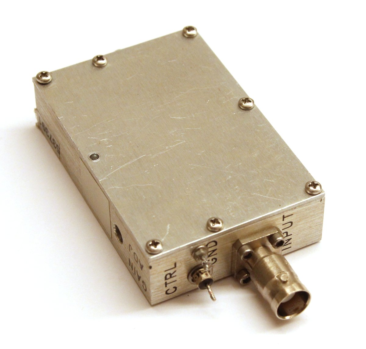 A High End Uhf Preamp For The Vhf Uhf Dongle