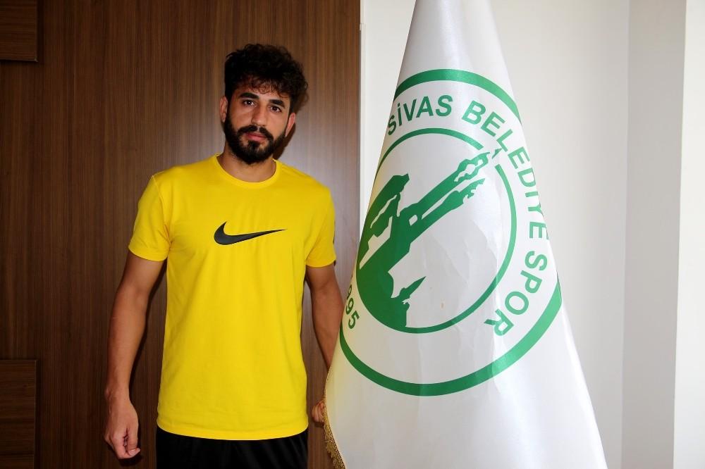 Sivas Belediyespor, Eyyüp Öztep'i transfer etti