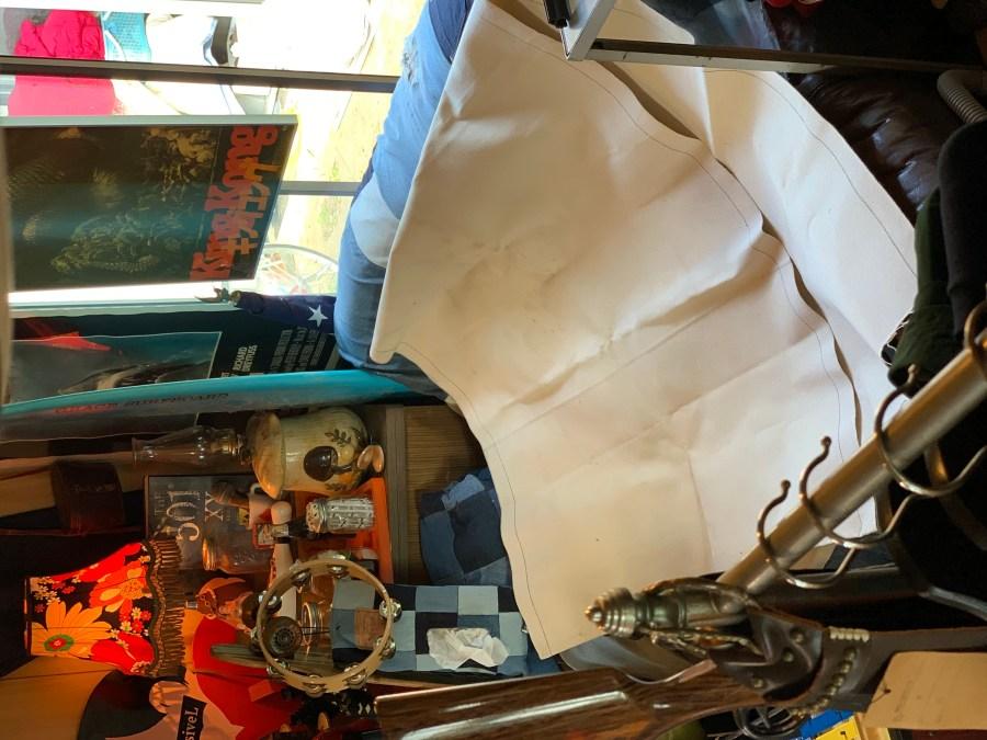 4号 5本撚 極厚 帆布 キャンバス