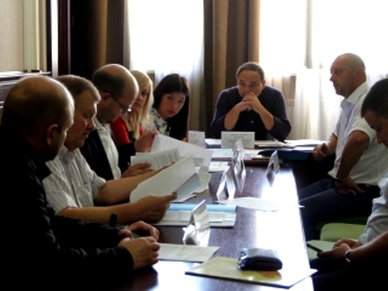 постійна комісія з питань екології Київської облради