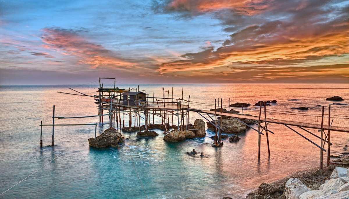 La Costa dei Trabocchi, il meraviglioso litorale d'Abruzzo | SiViaggia