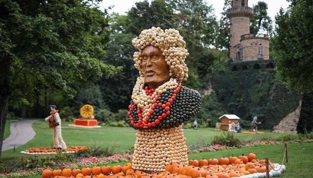 Festival zucche a Ludwigsburg
