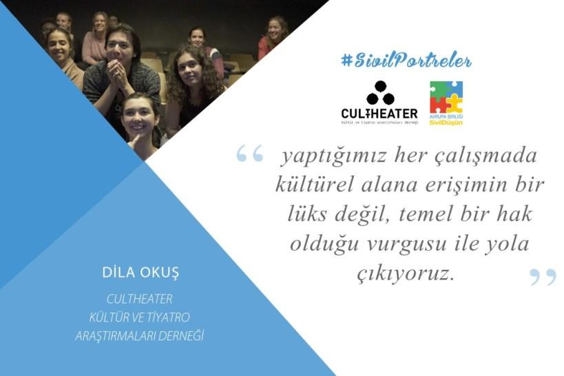 Cultheater ile kültürel hakları ve yeni projelerini konuştuk