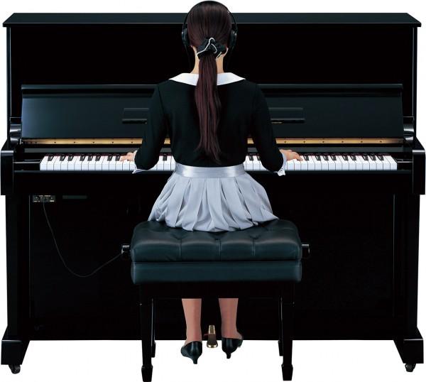 日本KORG KHP-300 鋼琴靜音系統 - 詩韻鋼琴城 澳門 香港 鋼琴 回收 維修 調音