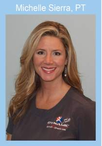 Michelle Sierra Physical Therapist