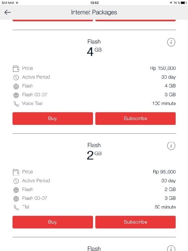 Prepaid Karte Internet.Prepaid Sim Karte In Indonesien Telkomsel Simpati Six Traveler