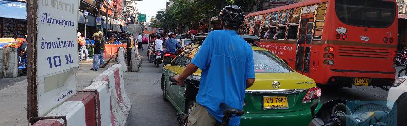 mut zur l cke per fahrrad durch bangkok six traveler. Black Bedroom Furniture Sets. Home Design Ideas