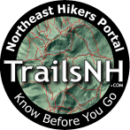 Trails NH Logo