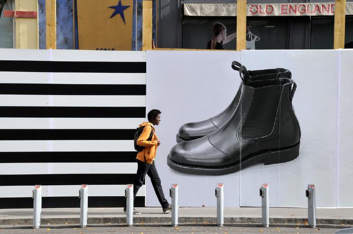Watanabe Side Gore Boots Womens Short Boots