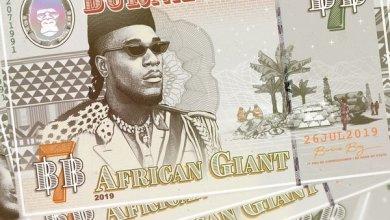 Photo of Burna Boy – African Giant (Album)