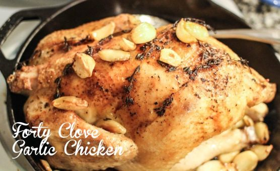 40-Clove Chicken from Sixat6