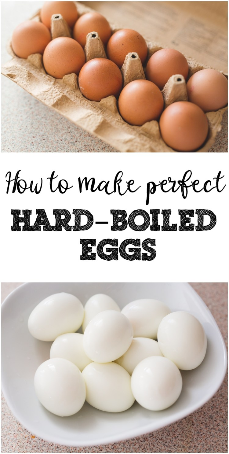 Hard-Boiled Eggs | How-to | Perfect Eggs | Perfect Hard-Boiled Eggs | Go to the Six Clever Sisters blog and get the secret on making perfect hard-boiled eggs that peel EASILY!