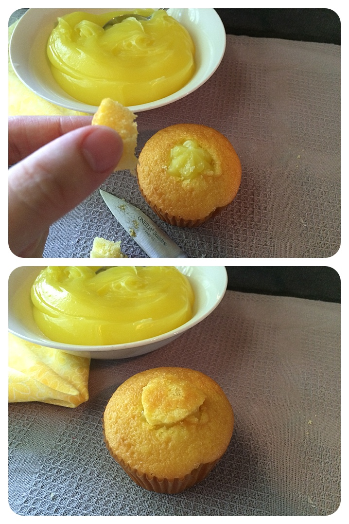 How To Fill Cupcakes
