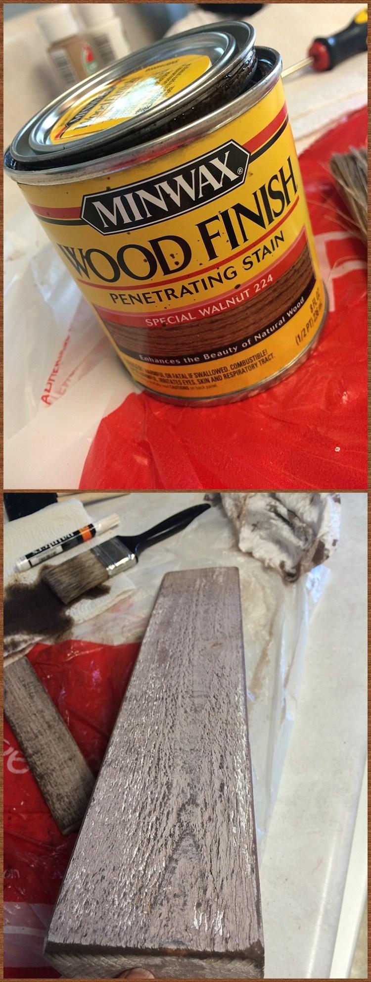 DIY Wooden Photo Block