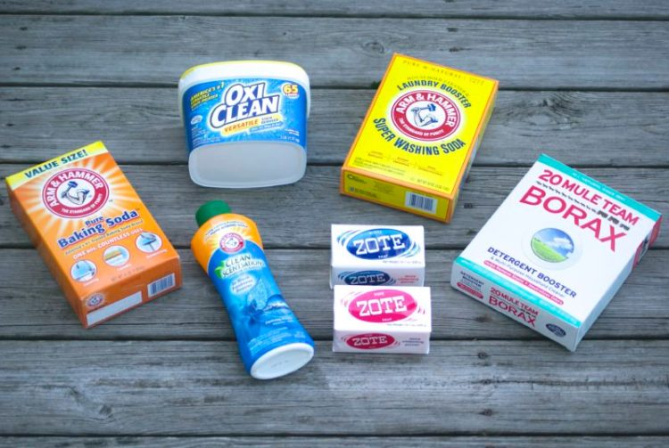 Make Your Own Powdered Laundry Detergent Six Clever Sisters