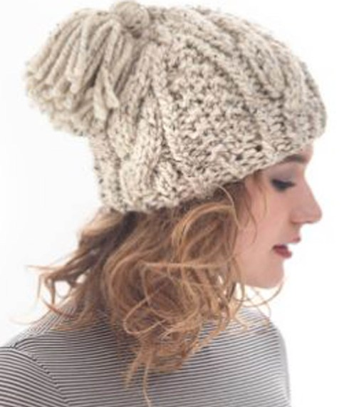 Looking for a quick knit project that requires just one skein of yarn? Here are 14 free patterns for knit hats that use just one skein of yarn. Such a fun weekend project or a cute gift idea!