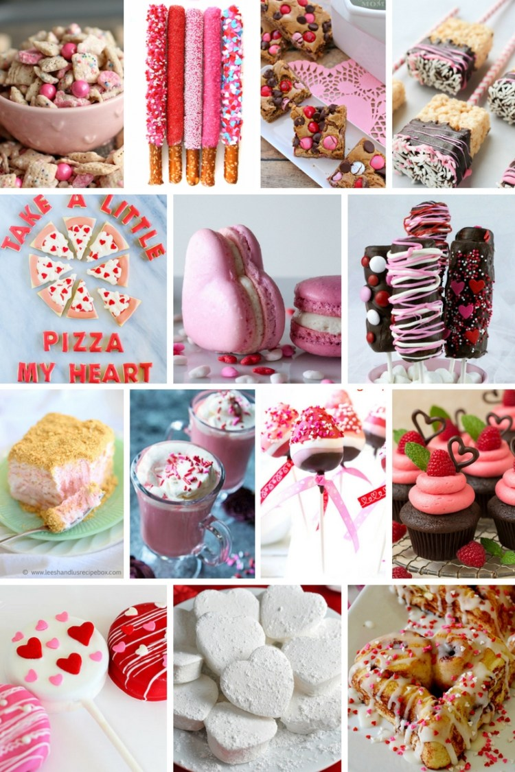 Valentine's Day | Valentine's Day Treats | Valentine's Day Chocolates | Valentine's Day Cookies | Celebrate Valentine's Day with some of these goodies . . . and make some to give away to those you love! :-)