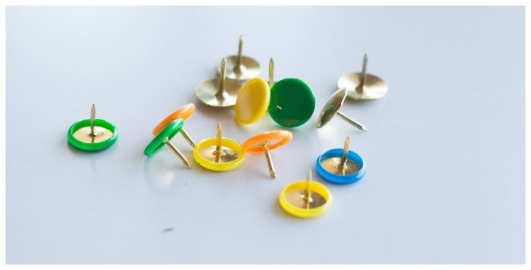 pretty thumbtacks