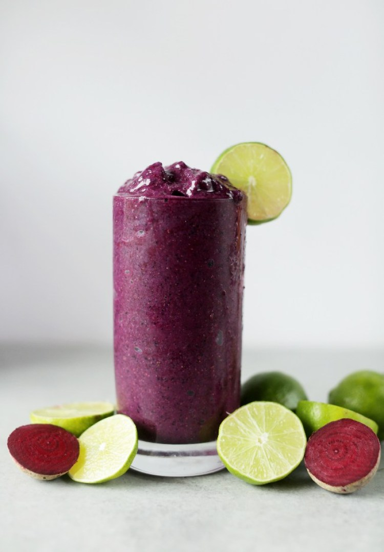 Beet the Cold Power Smoothie | Metabolism Smoothie | Fat Burning Smoothie | Smoothie Recipes | Detox Drinks | Beachbody Smoothies | Shed Extra Pounds | Metabolism Boost Drink | Six Clever Sisters