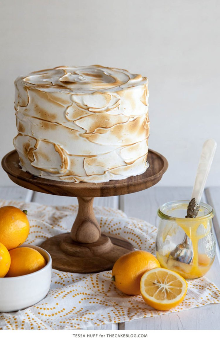 Spring Desserts | Gorgeous Dessert | Beautiful Cake Recipe | Summer Dessert Recipes | Yummy Desserts | Fruit Desserts | Chocolate Desserts | Fancy Elegant Desserts | Impressive Dessert Recipe | Eye Catching | Six Clever Sisters | Mothers Day Ideas | Mothers Day Recipe | Lemon Meringue Cake