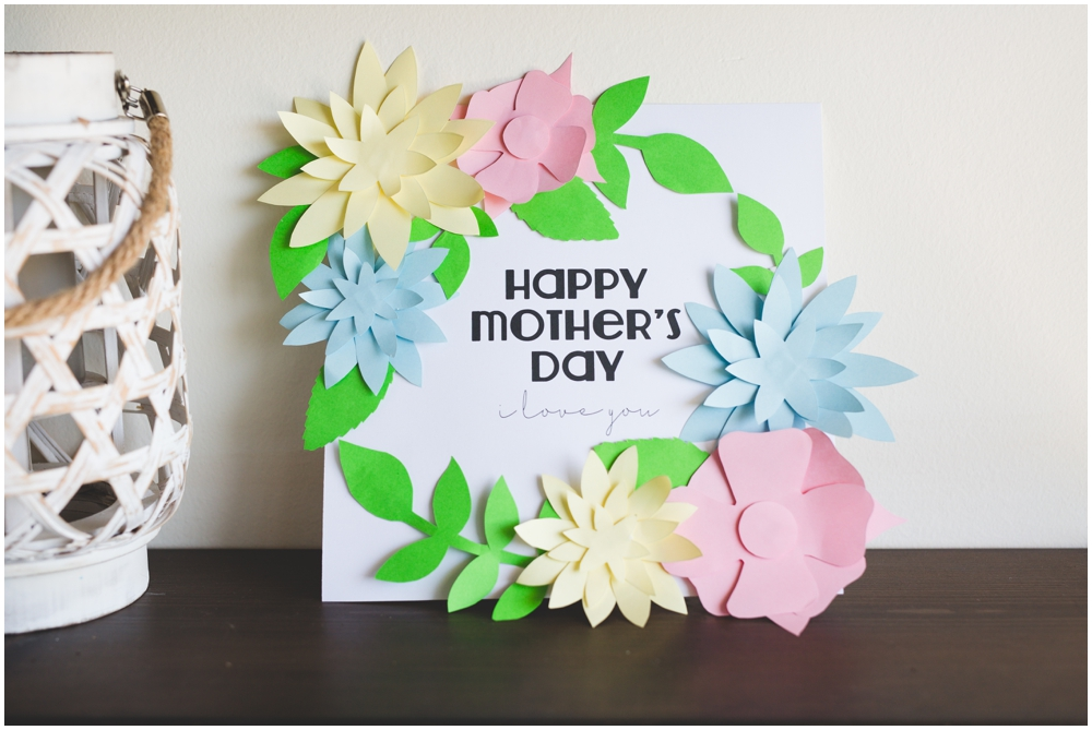 Mother S Day Crafts For Kids Free Printable Templates Six