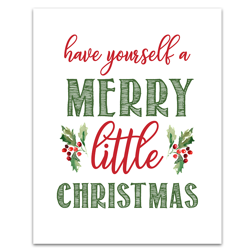 image relating to Free Printable Christmas identify 6 Free of charge Printable Xmas Indications - 6 Smart Sisters