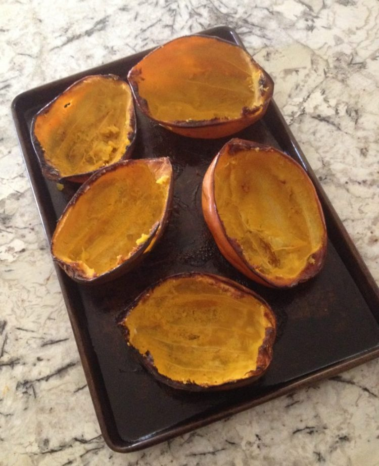 Stuffed Acorn Squash Recipe | Squash Recipes | Healthy Sides | Vegetable Recipe | Yummy Sides | Fall Food | Healthy Eating | Healthy Food | Healthy Recipe