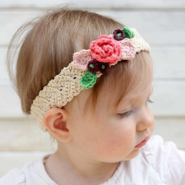 12 Adorable Baby Girl Headbands You Can Make Six Clever Sisters
