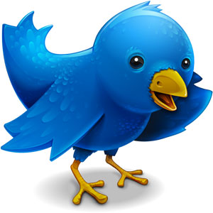 Twitterrific bird