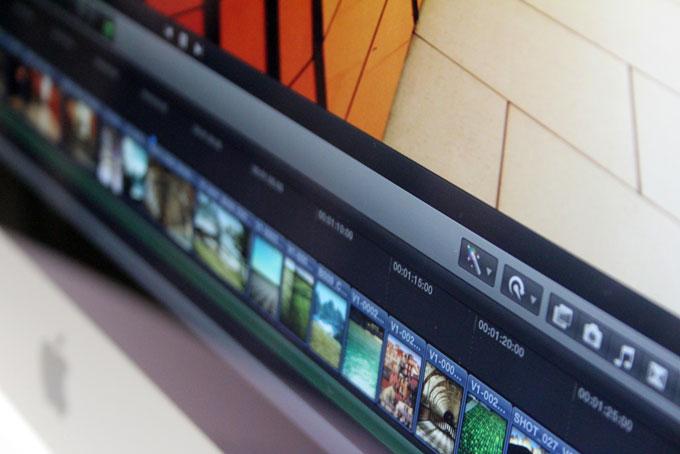 The Retina iMac up close
