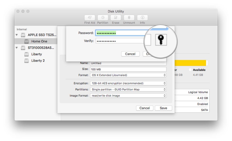 Password Assistant Icon