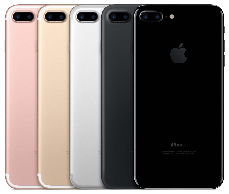 iPhone 7 Plus lineup