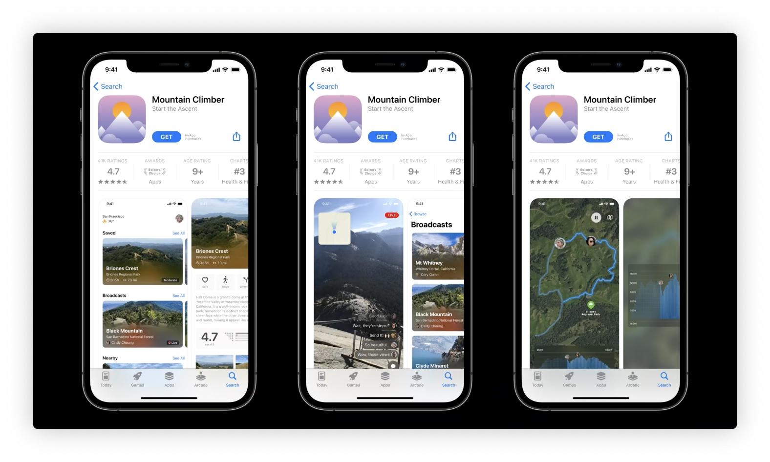 App Store in iOS 15