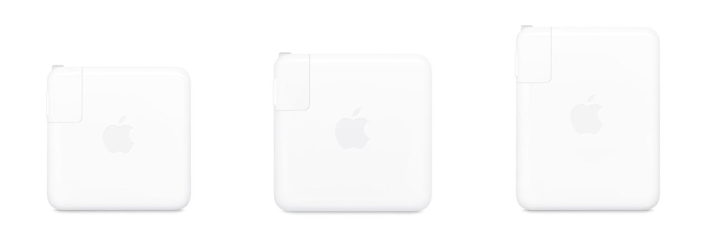 MacBook Pro power adapters