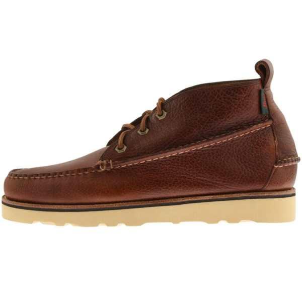 GH Bass Camp Moc III Ranger boots Brown