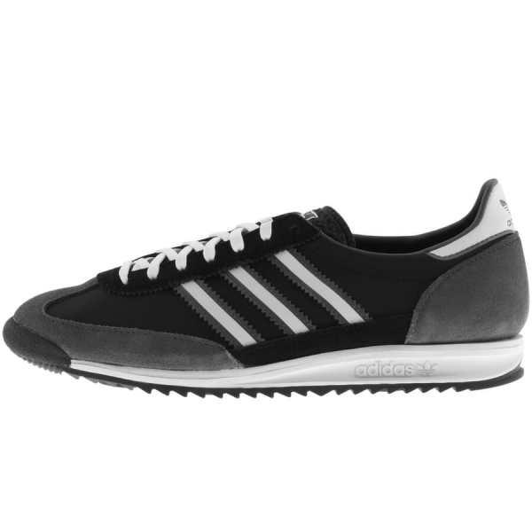 adidas Originals SL 72 Trainers Black