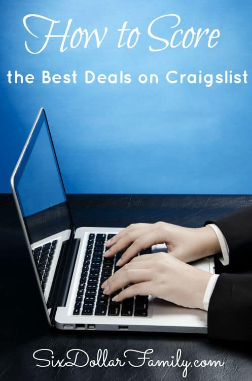 Doing a little shopping on Craigslist? Follow these tips for making sure you score only the best deals on Craigslist so that you don't overpay or get scammed!