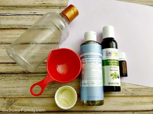 homemade-body-wash-ingredients