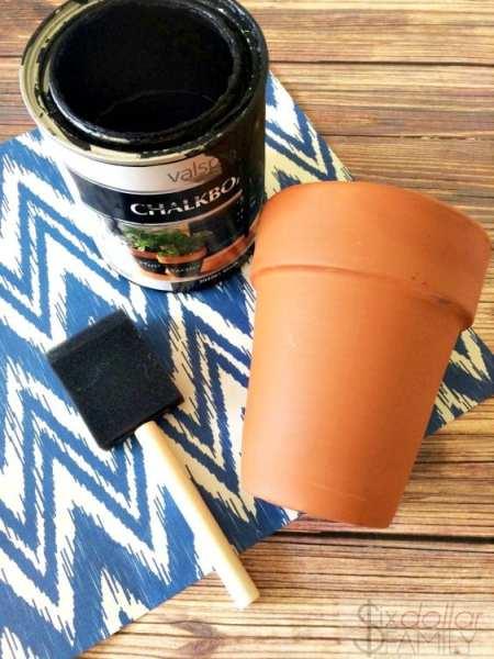 DIY-chalkboard-planter-supplies
