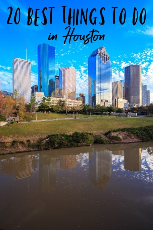 Best things to do in Houston - Visiting Houston Texas soon? Be sure to check out the 20 best things to do in Houston! They're all super fun, sometimes educational but all amazingly Texan!