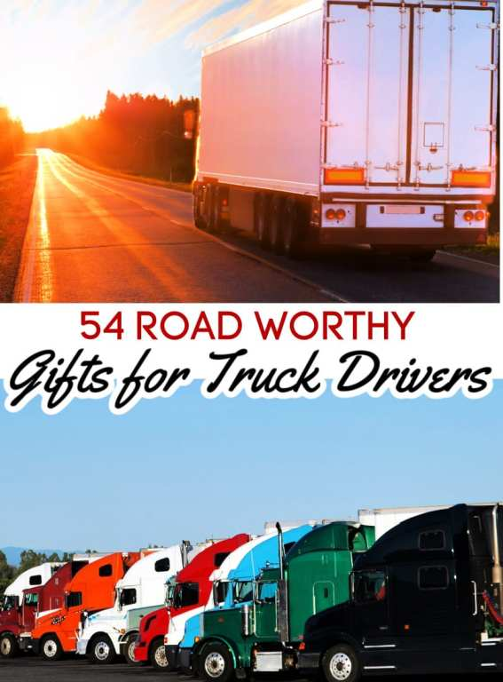 Gift ideas for truck drivers can be so hard to find! After all, they're solitary creatures who don't like to rely on anyone. That's why this list of gift ideas for truck drivers is so perfect! These gifts for truckers were hand picked with your asphalt cowboy in mind!