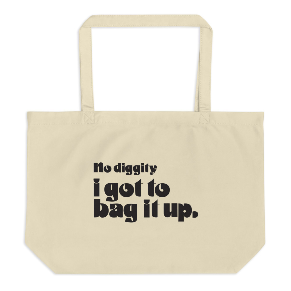 Bag it up tote
