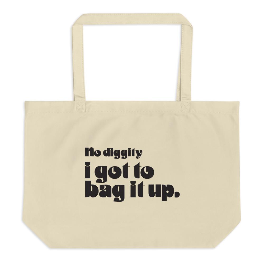 Bag it up tote