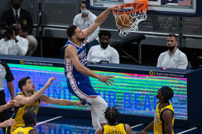 Watch Commerce suggestion has Sixers transferring Ben Simmons, Furkan Korkmaz to Pacers – Google NBA News