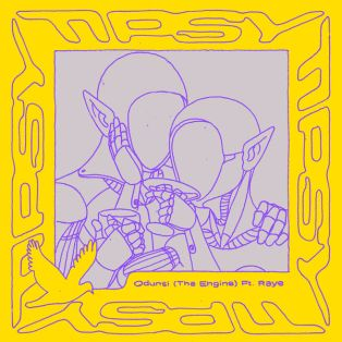 Odunsi  – Tipsy ft. Raye